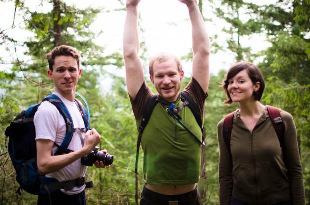 hiking cougar mountain