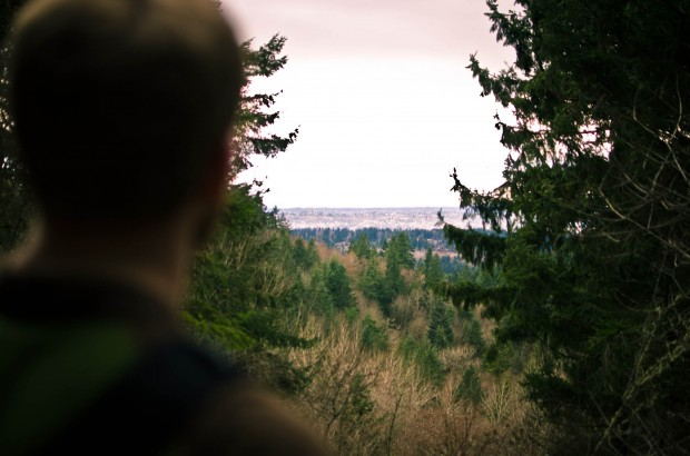 sad view of cougar mountain