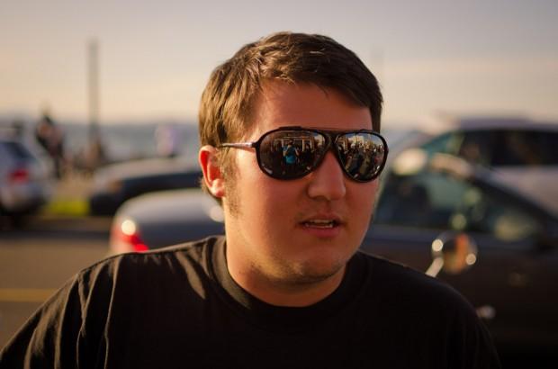 nick's sunglasses